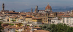 Skyline of Firenze s